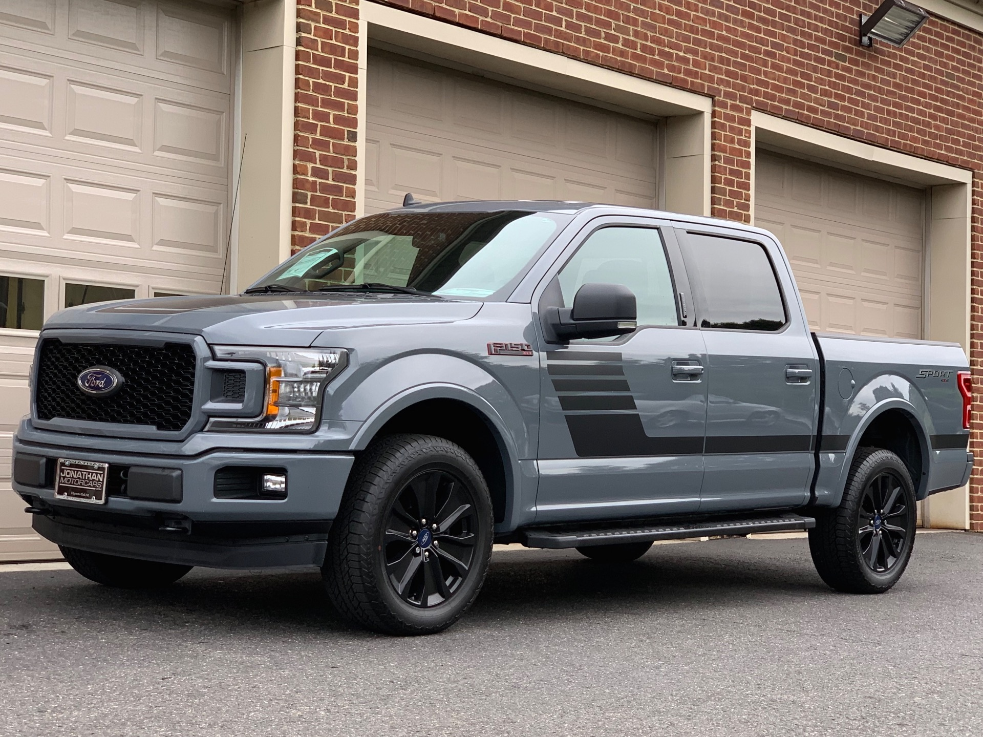 2019 Ford F 150 Xlt Special Edition Sport Stock B06114