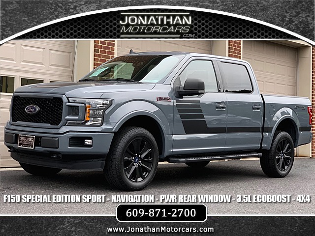 Used 2019 Ford F-150 XLT Special Edition Sport | Edgewater Park, NJ