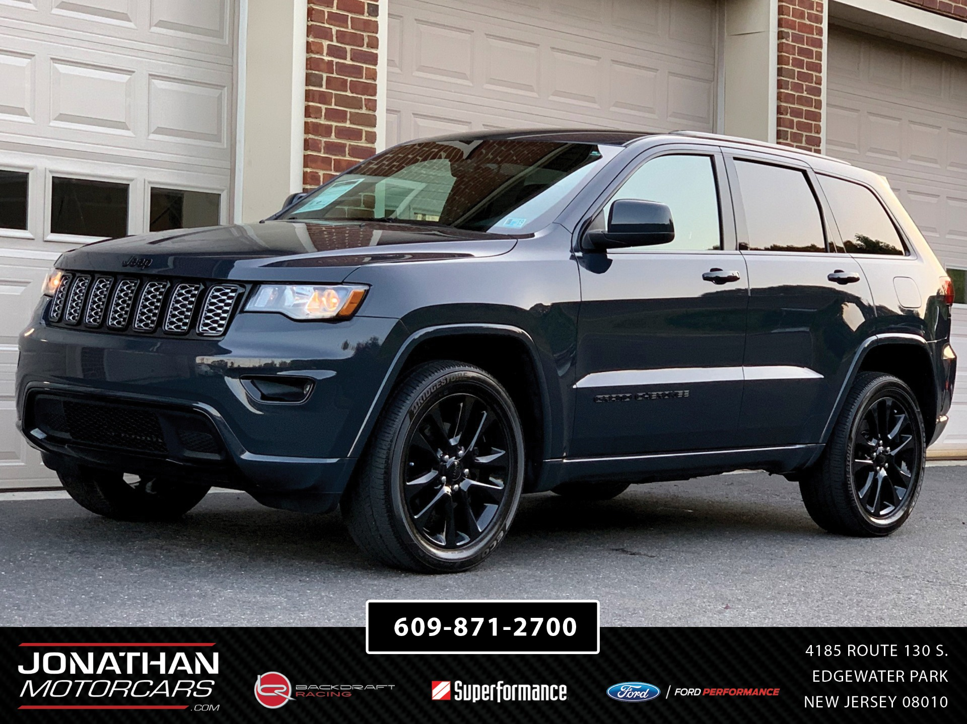Used 2018 Jeep Grand Cherokee Altitude | Edgewater Park, NJ