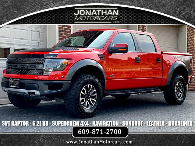 Used 2013 Ford F-150 SVT Raptor | Edgewater Park, NJ