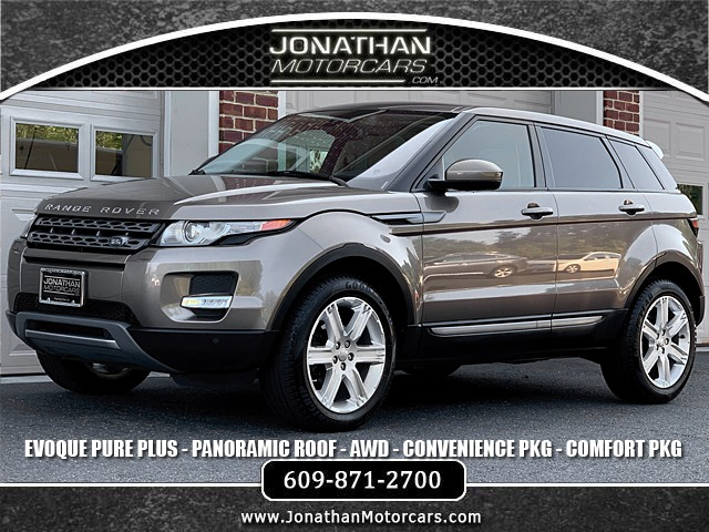Used 2015 Land Rover Range Rover Evoque Pure Plus | Edgewater Park, NJ