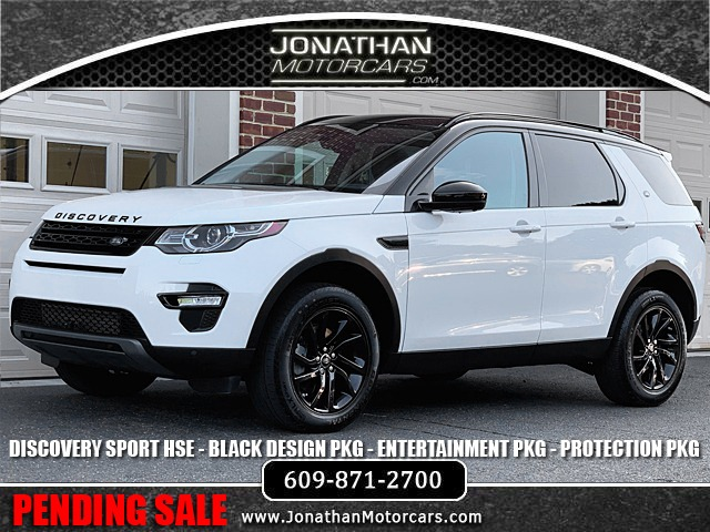 Used 2017 Land Rover Discovery Sport HSE | Edgewater Park, NJ