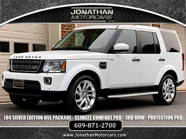 Used 2016 Land Rover LR4 HSE Silver Edition   Edgewater Park, NJ