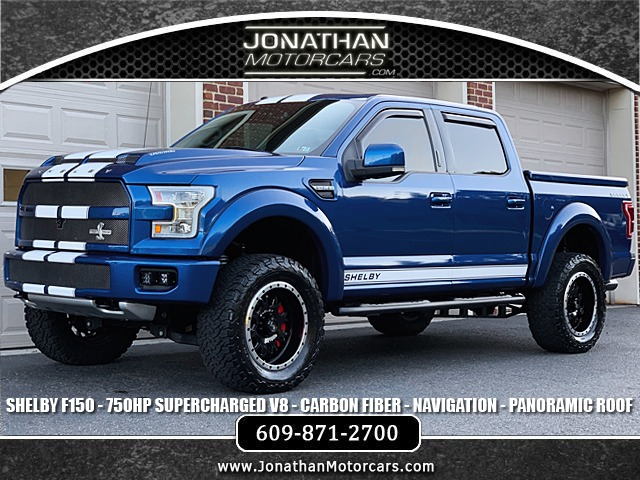 Used 2017 Ford F-150 Lariat SHELBY 750hp   Edgewater Park, NJ