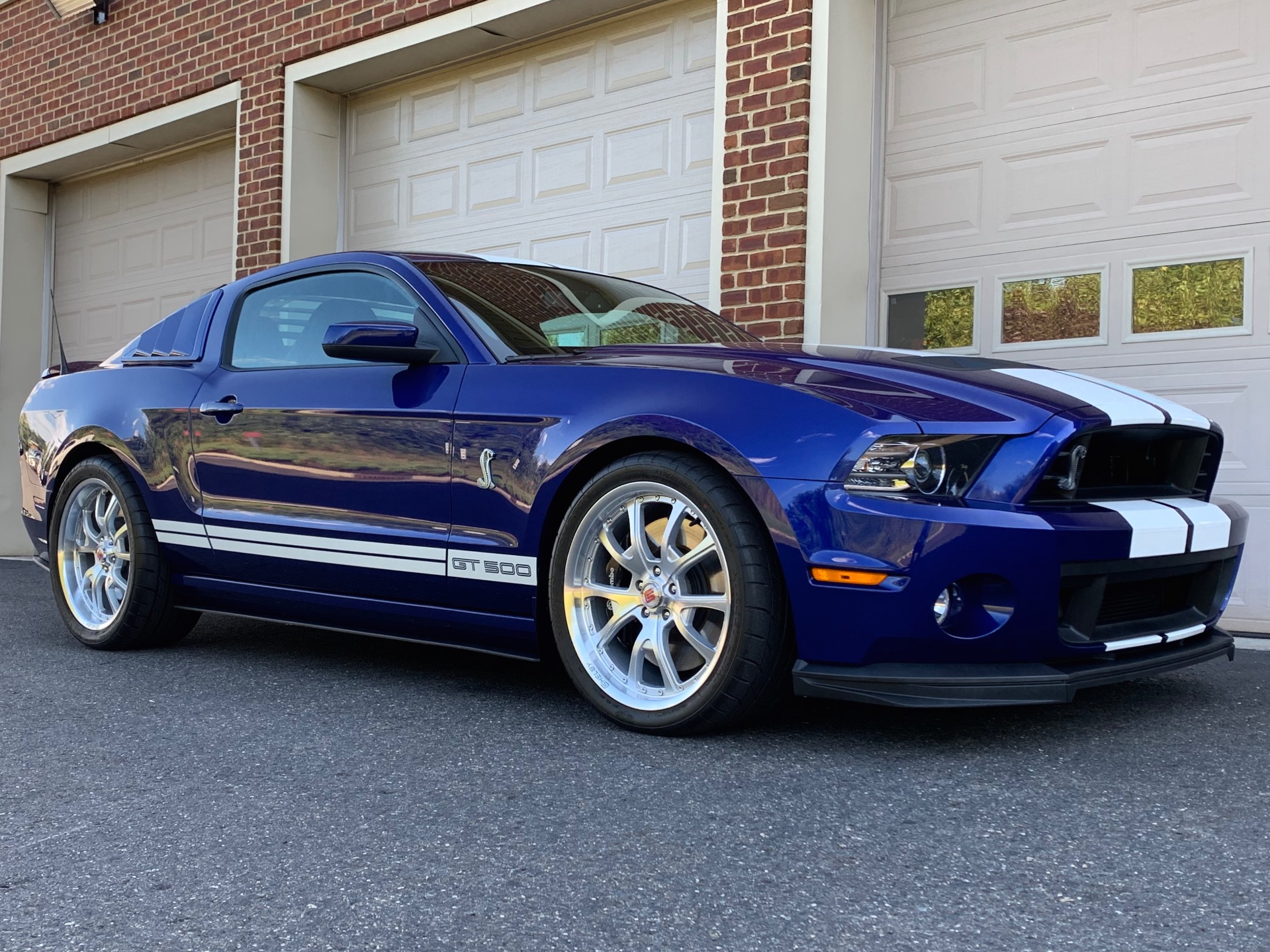 2013 Ford Shelby Gt500 Coupe 20th Anniversary Stock
