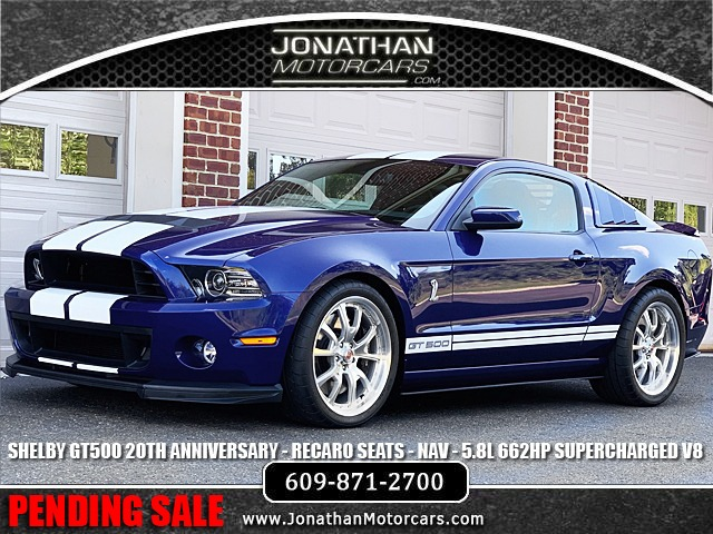 Used 2013 Ford Shelby GT500 Coupe 20th Anniversary | Edgewater Park, NJ