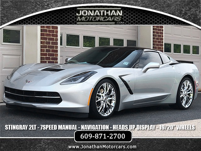 Used 2014 Chevrolet Corvette Stingray 2LT Coupe | Edgewater Park, NJ