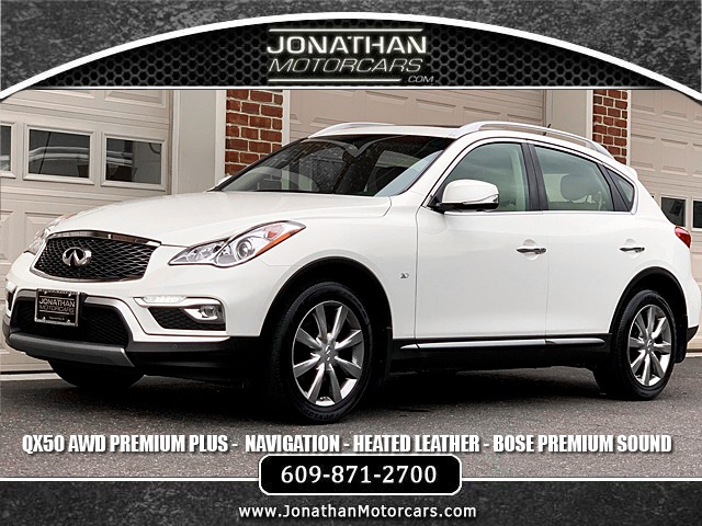 Used 2016 INFINITI QX50 Premium Plus | Edgewater Park, NJ