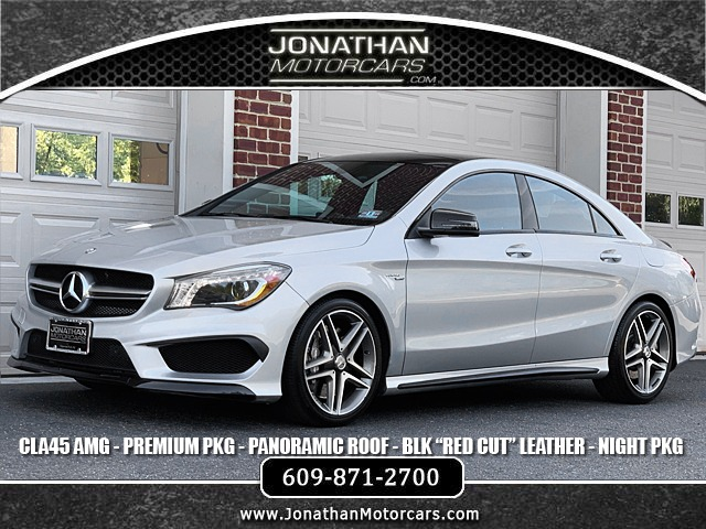 Mercedes Cla 45 Amg For Sale >> 2014 Mercedes Benz Cla Cla 45 Amg Stock 092504 For Sale