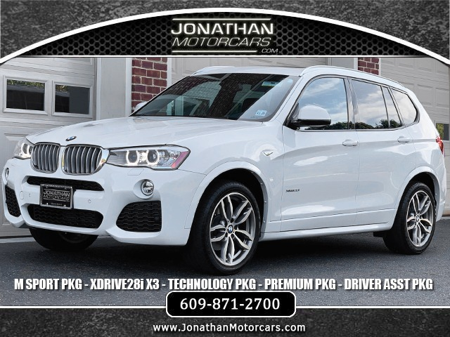 Used 2016 BMW X3 xDrive28i M Sport | Edgewater Park, NJ
