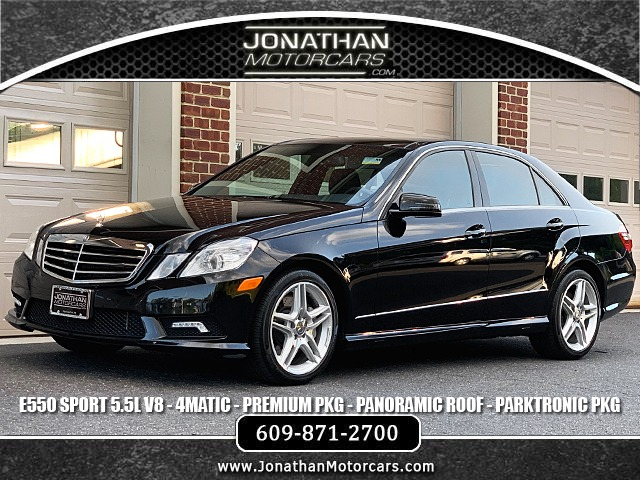 Used 2011 Mercedes-Benz E-Class E 550 Sport 4MATIC | Edgewater Park, NJ