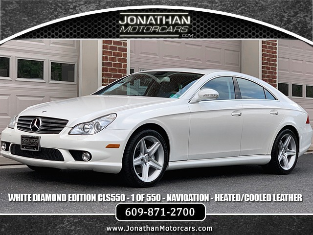 Used 2008 Mercedes-Benz CLS CLS 550 Diamond White Edition | Edgewater Park, NJ