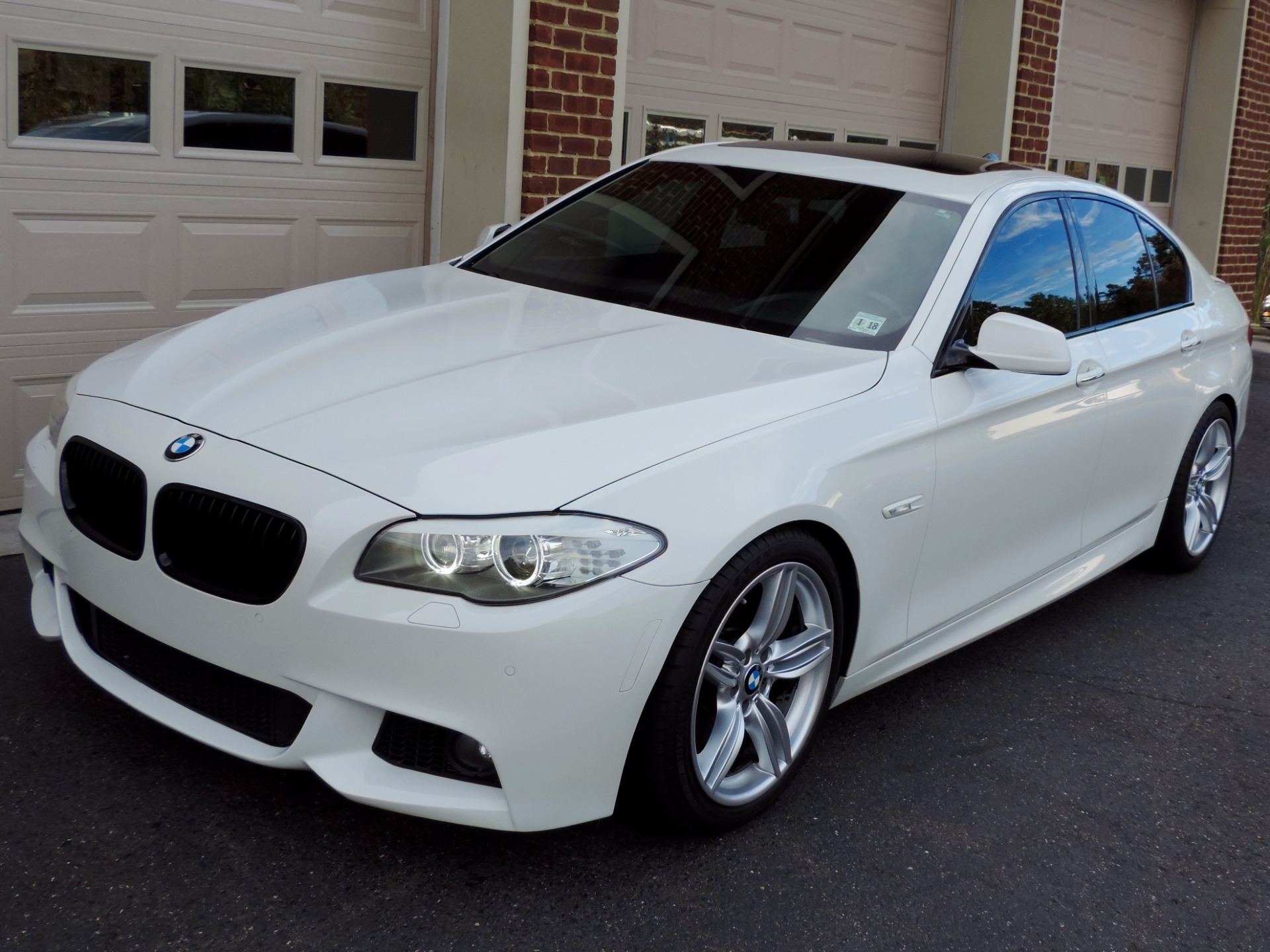 Used 2013 bmw 5 series 535i xdrive
