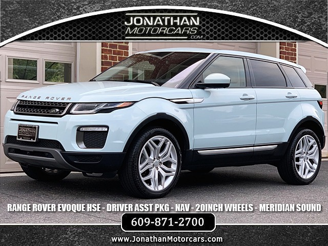 Used 2017 Land Rover Range Rover Evoque HSE | Edgewater Park, NJ