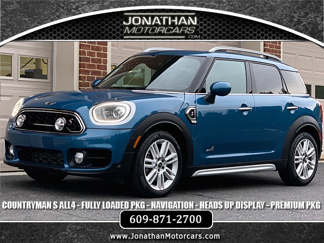 Used 2017 MINI Countryman Cooper S ALL4 | Edgewater Park, NJ