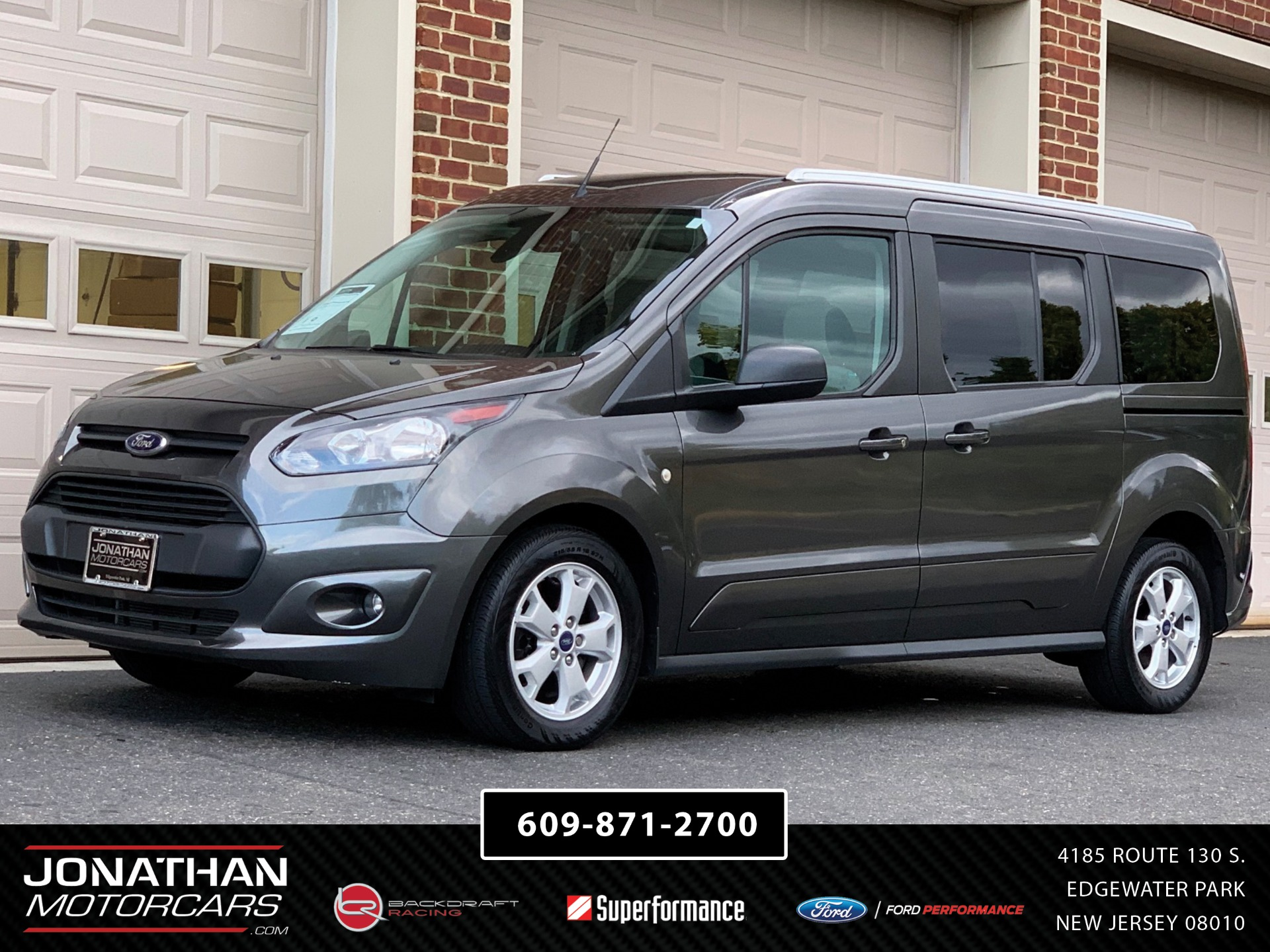Used 2015 Ford Transit Connect Wagon Passenger XLT LWB | Edgewater Park, NJ