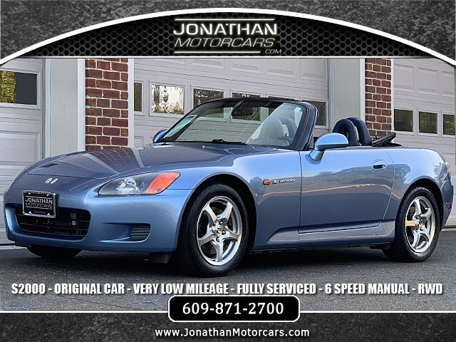 Used 2002 Honda S2000 Convertible | Edgewater Park, NJ
