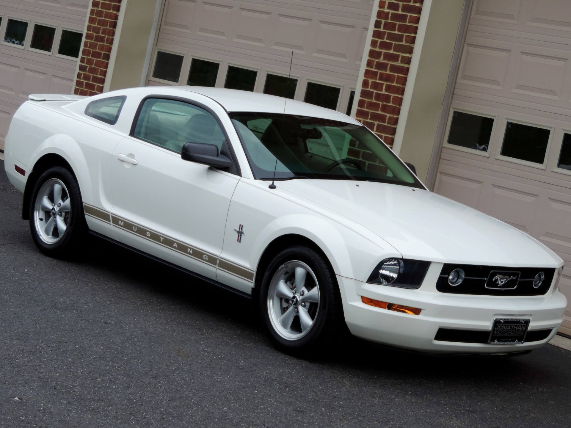 Ford Dealers Nj >> 2007 Ford Mustang V6 Premium - Leather - Low Mileage - Fully Serviced Stock # 345842 for sale ...
