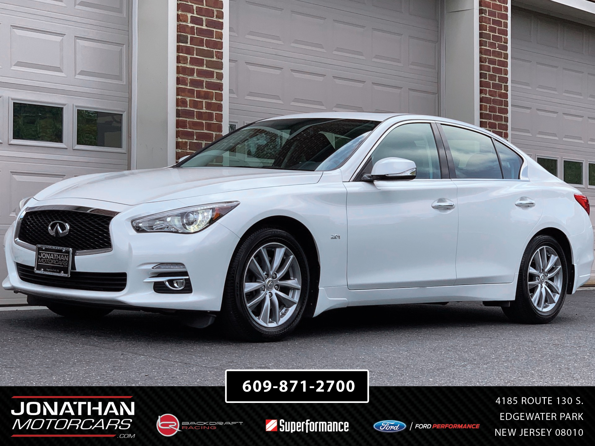 Used 2016 INFINITI Q50 2.0T Premium Plus | Edgewater Park, NJ