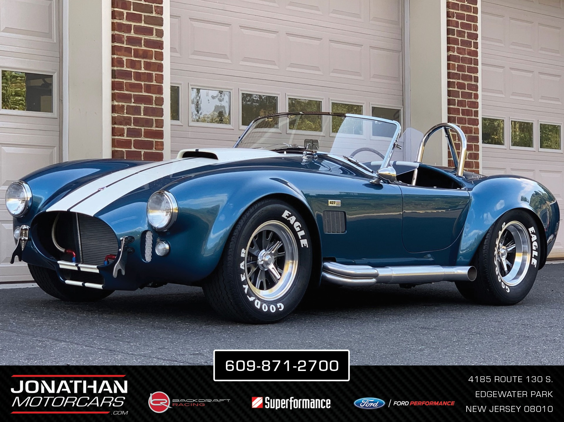 New 1965 Superformance Mark III Cobra  | Edgewater Park, NJ