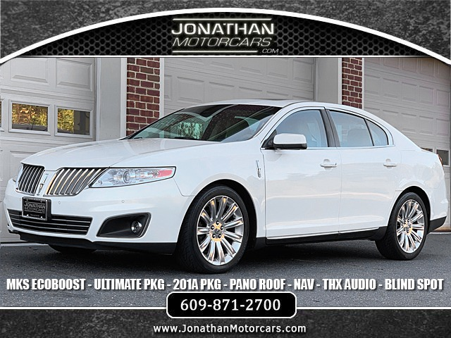 Used 2012 Lincoln MKS EcoBoost Ultimate Package | Edgewater Park, NJ