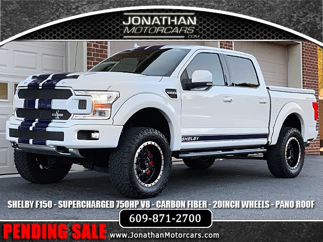 Used 2018 Ford F-150 SHELBY Lariat | Edgewater Park, NJ