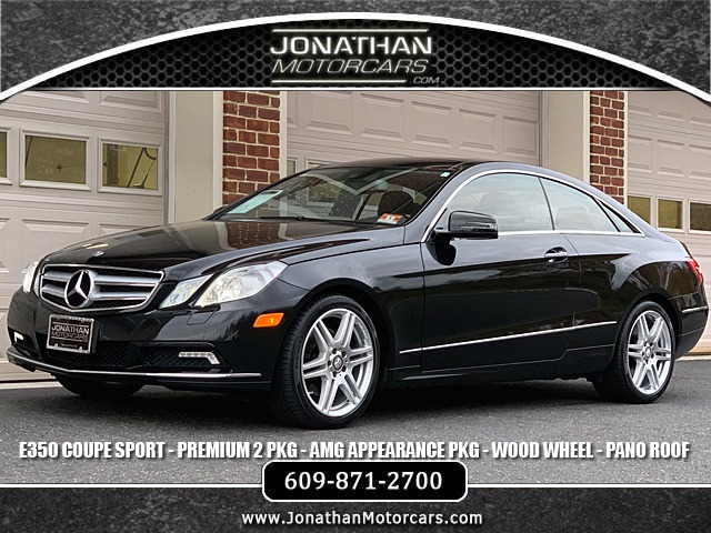 Used 2010 Mercedes-Benz E-Class E 350 Coupe Sport | Edgewater Park, NJ