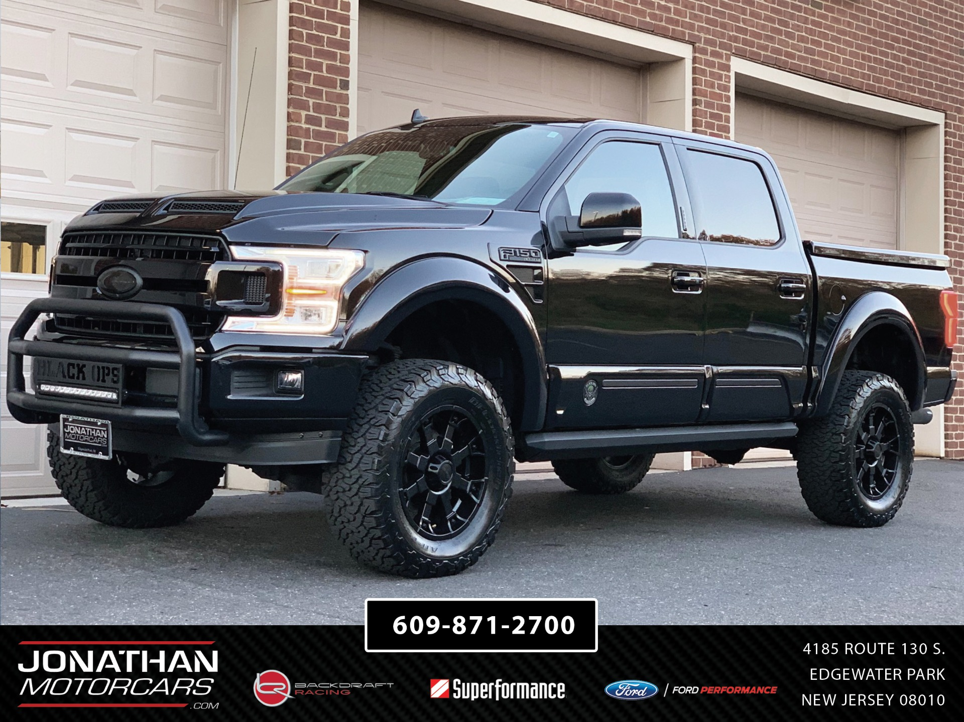 Used 2018 Ford F-150 Lariat Tuscany Black OPS | Edgewater Park, NJ