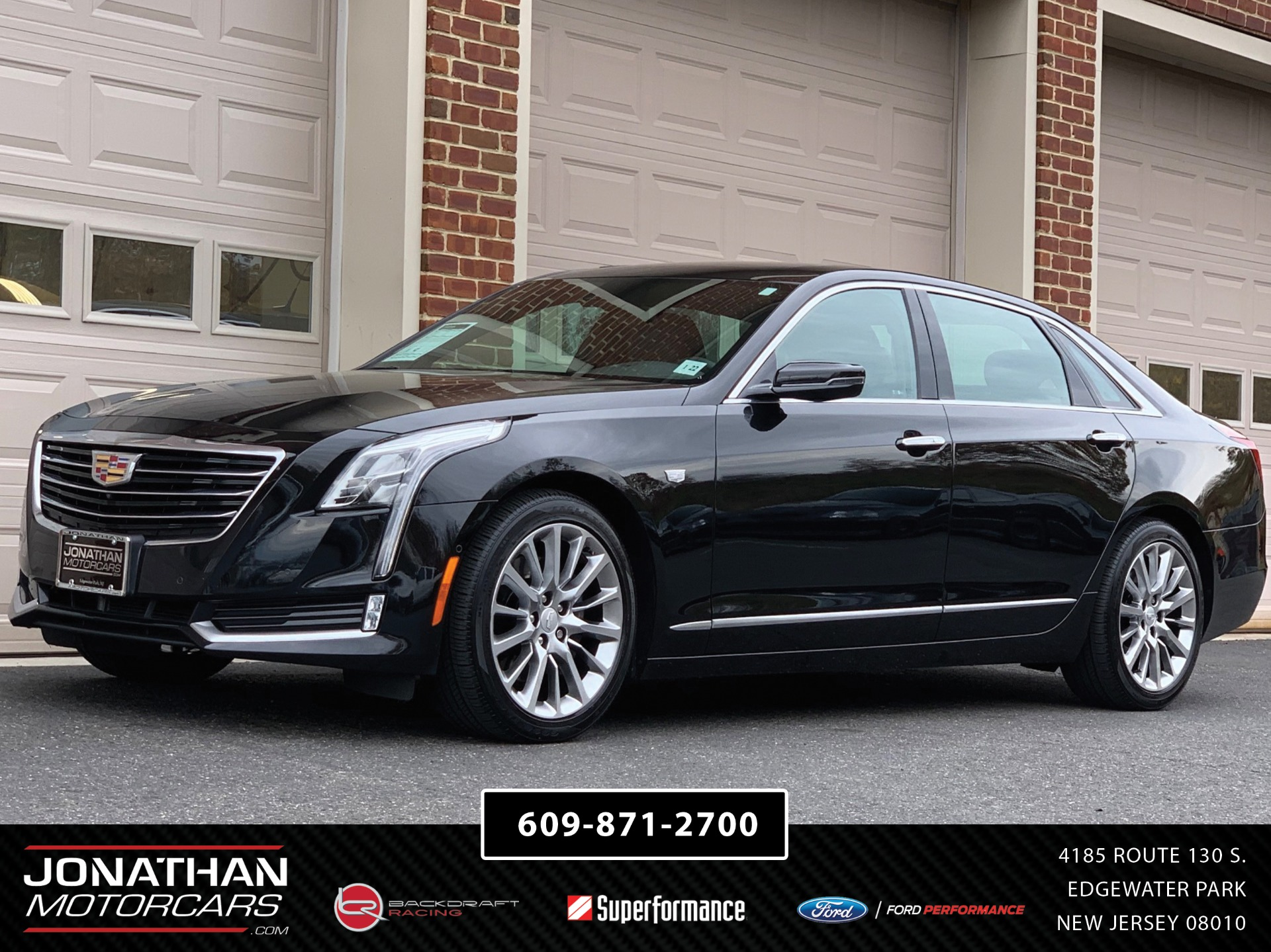 Used 2017 Cadillac CT6 3.6L Luxury AWD | Edgewater Park, NJ