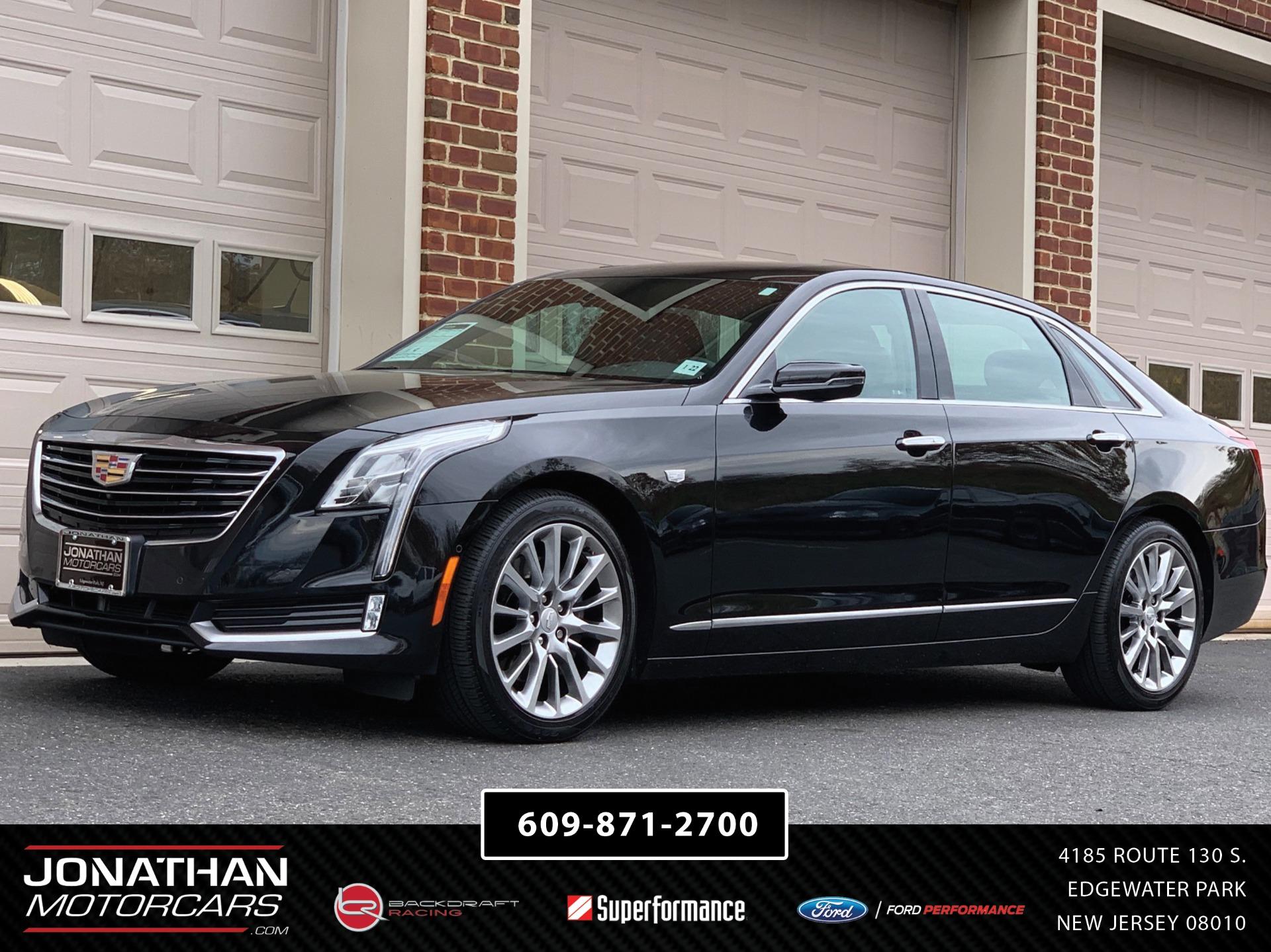Used 2017 Cadillac CT6 3.6L Luxury AWD   Edgewater Park, NJ