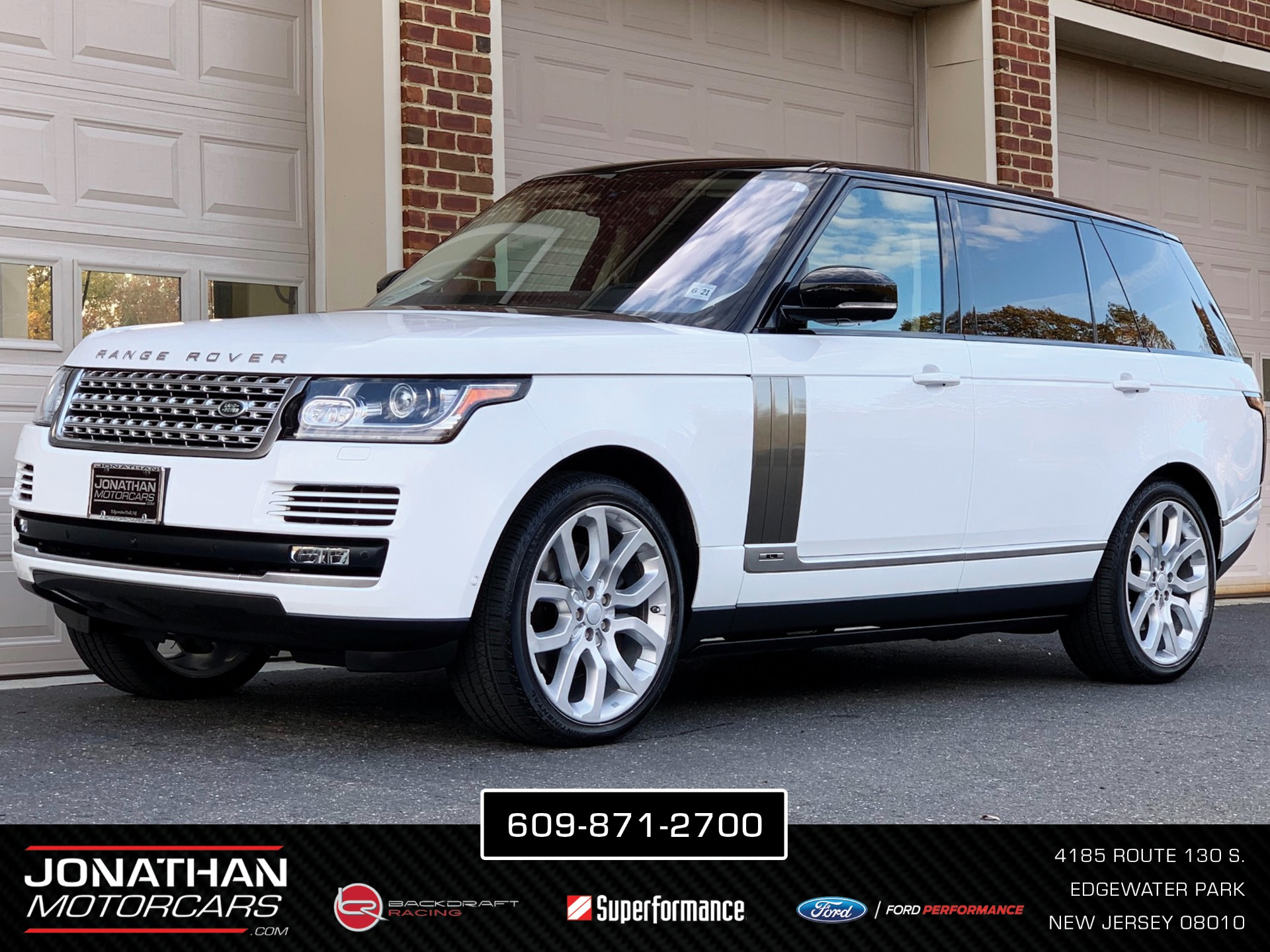 Used 2016 Land Rover Range Rover Supercharged LWB | Edgewater Park, NJ
