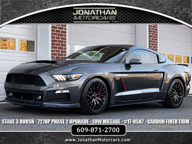 Used 2017 Ford Mustang GT ROUSH Stage 3 Phase 2 with 727hp | Edgewater Park, NJ
