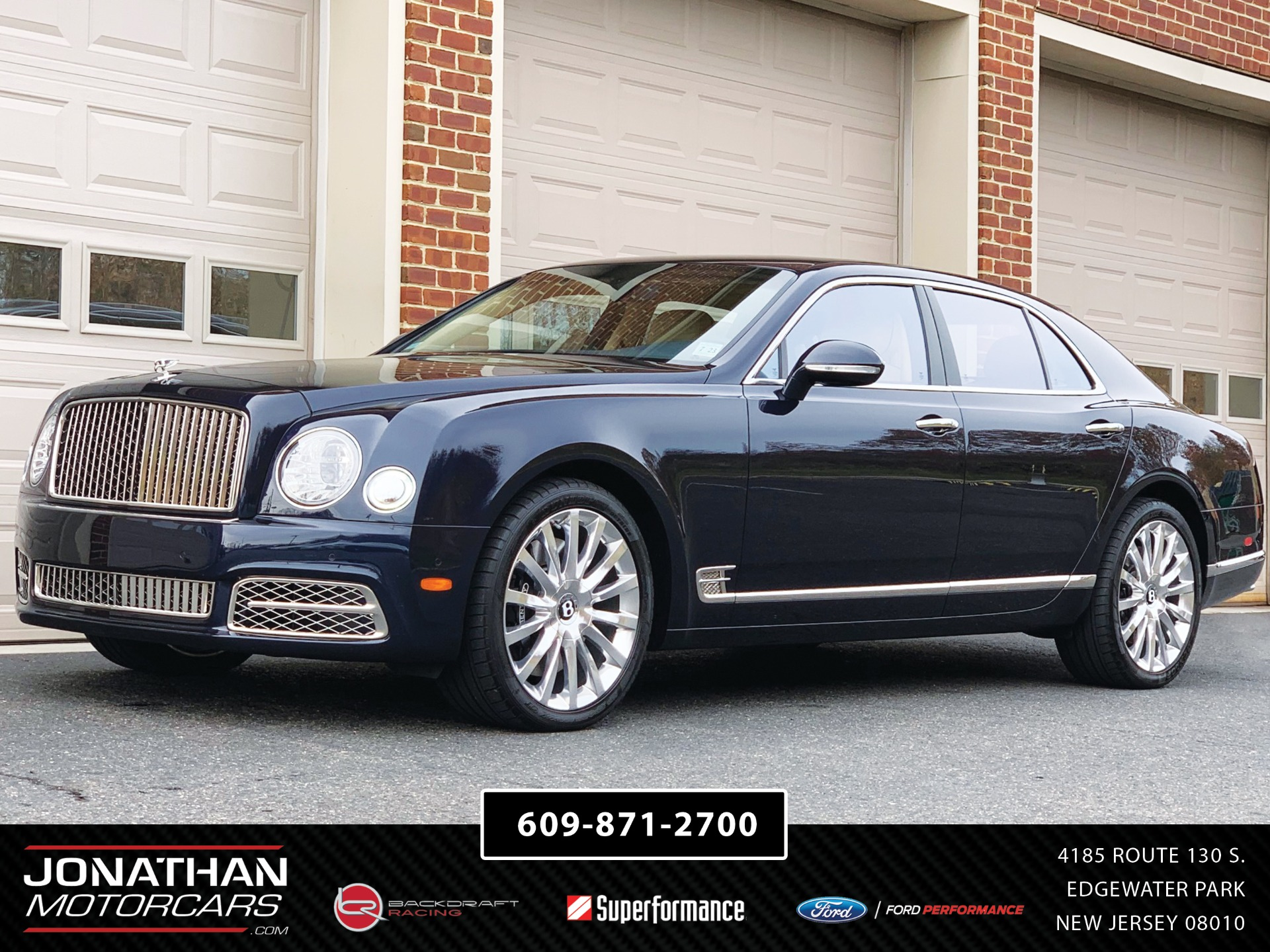 Used 2017 Bentley Mulsanne Mulliner | Edgewater Park, NJ