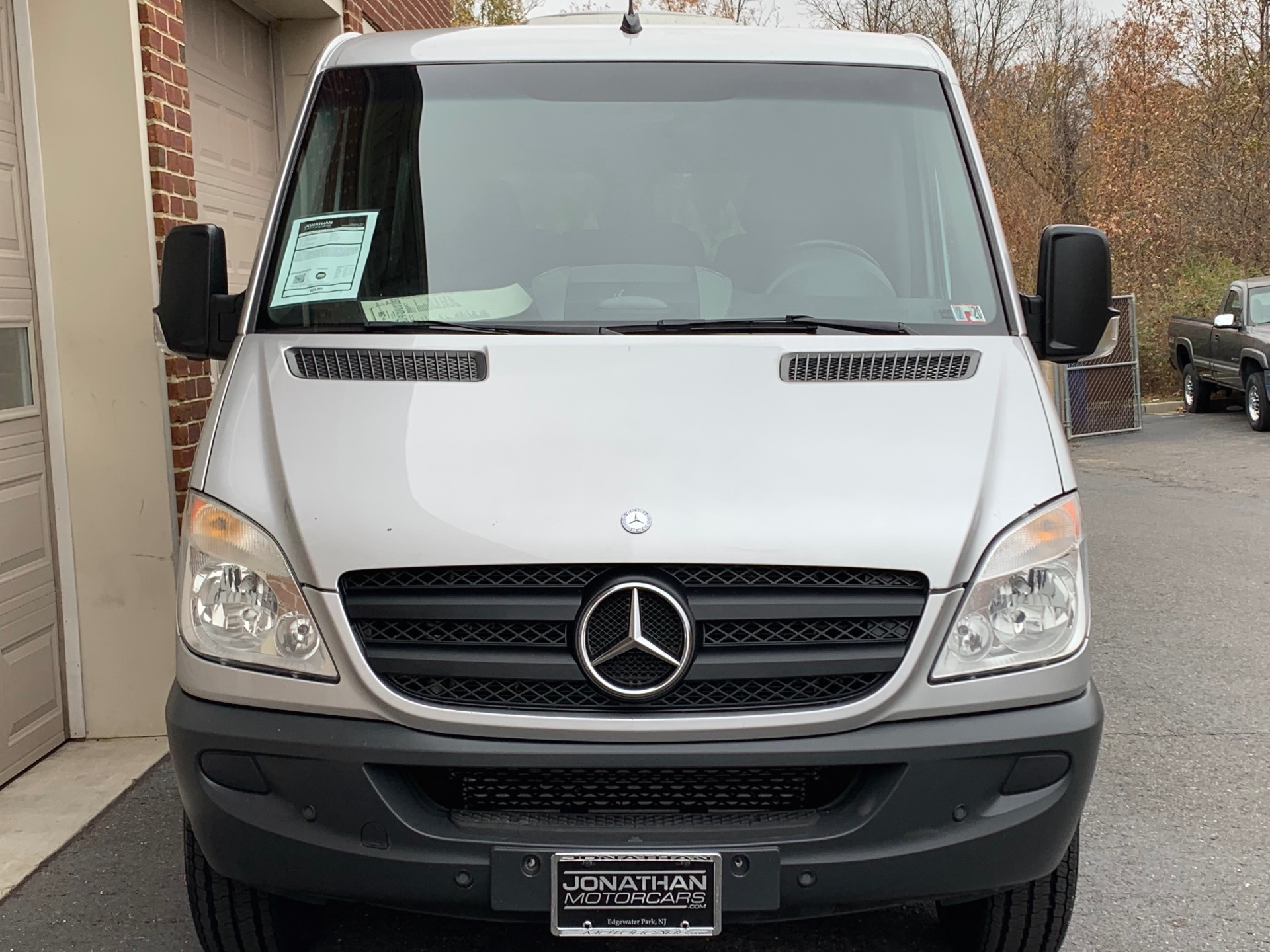Used-2011-Mercedes-Benz-Sprinter-Passenger-2500-Diesel