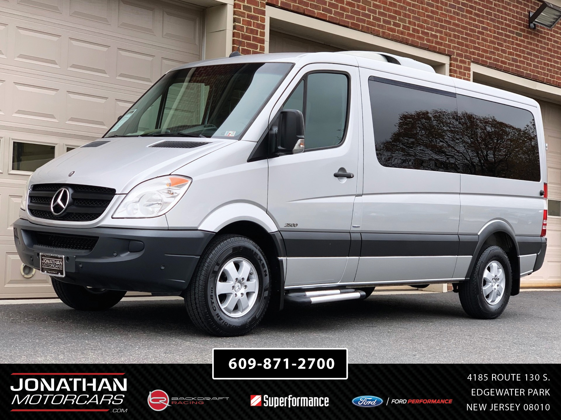 Used 2011 Mercedes-Benz Sprinter Passenger 2500 Diesel | Edgewater Park, NJ