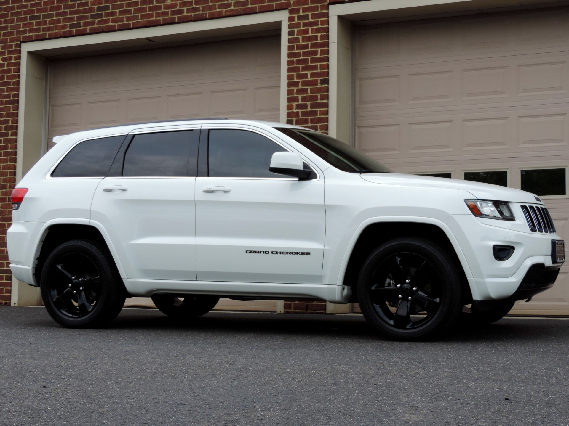 2015 jeep grand cherokee altitude stock 775497 for sale. Black Bedroom Furniture Sets. Home Design Ideas
