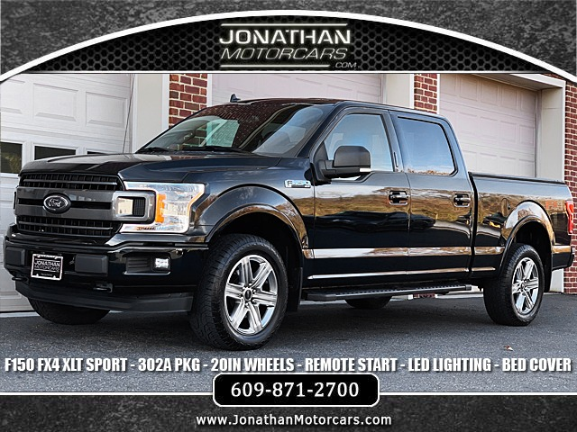 Used 2018 Ford F-150 XLT FX4 | Edgewater Park, NJ