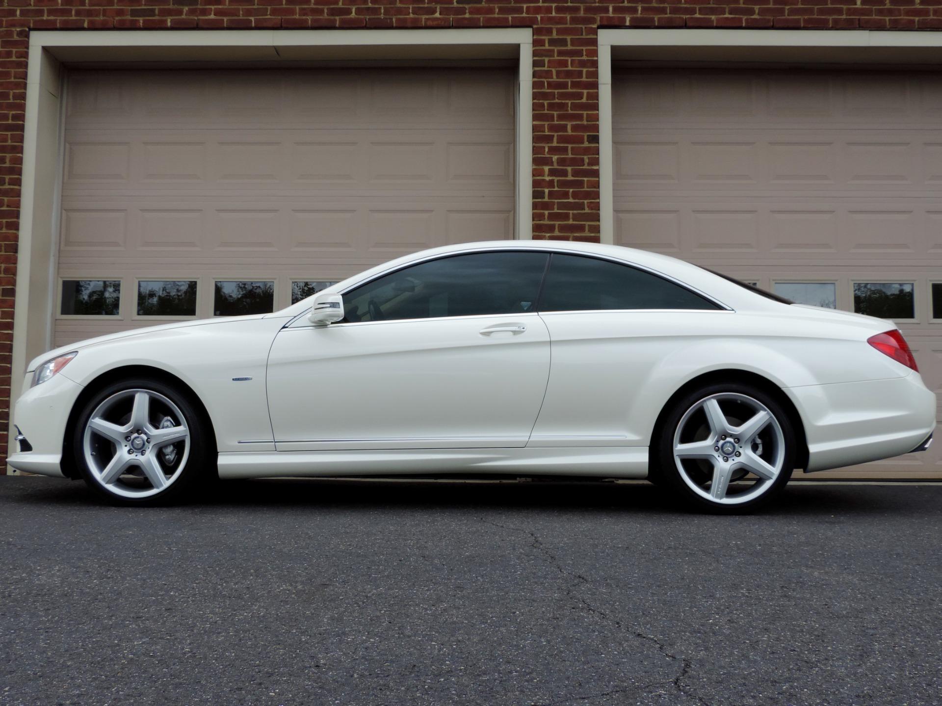 2012 Mercedes-Benz CL-Class CL 550 4MATIC Stock # 029933 ...