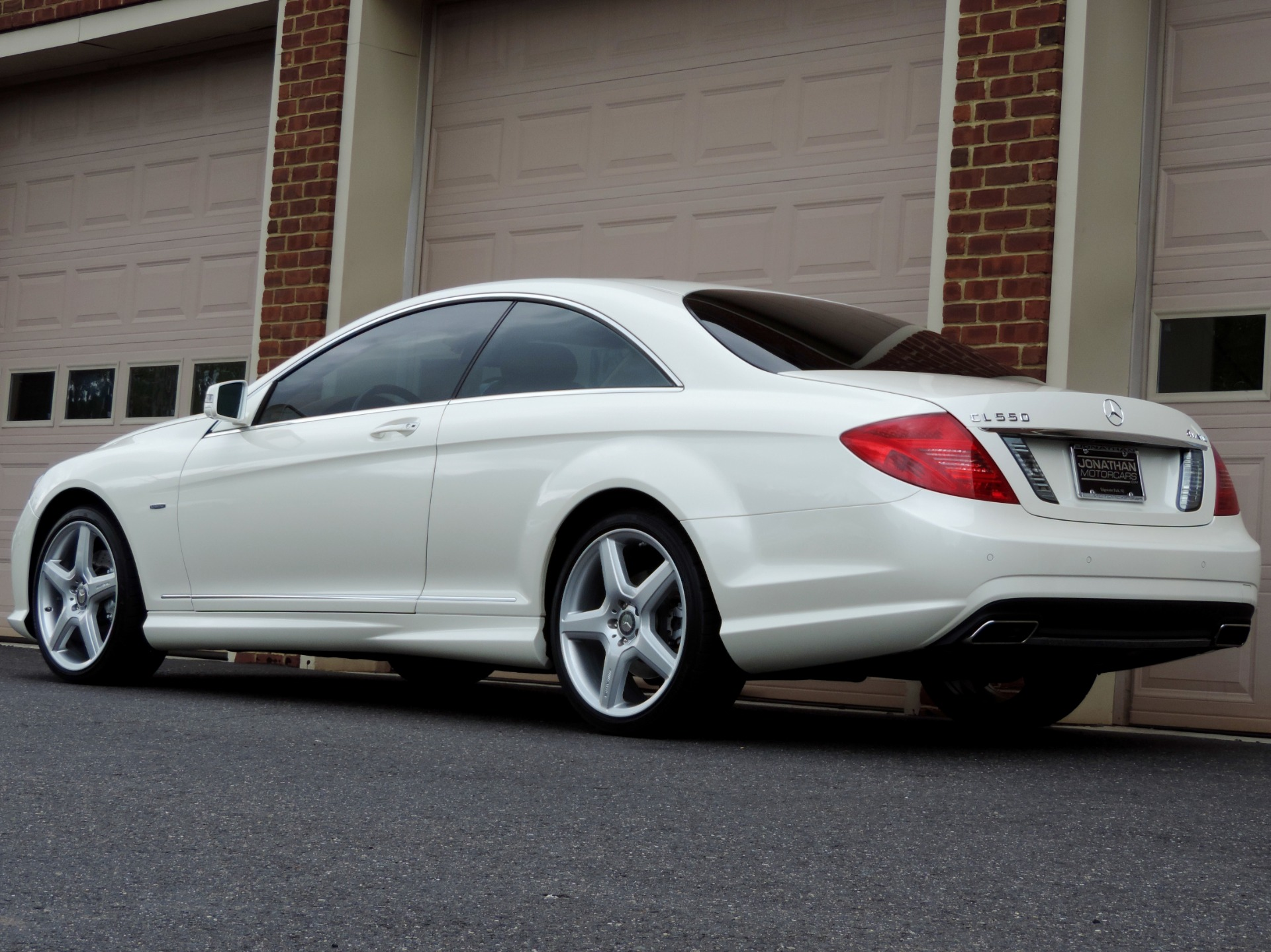 2012 mercedes benz cl class cl 550 4matic stock 029933 for Mercedes benz dealership nj