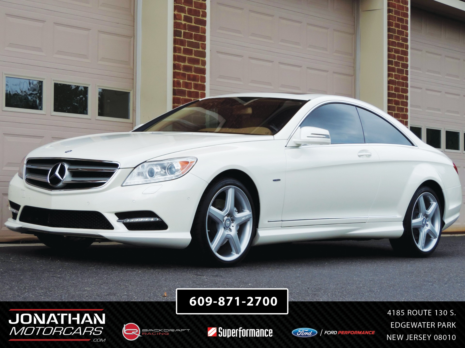 Used 2012 Mercedes-Benz CL-Class CL 550 4MATIC Sport | Edgewater Park, NJ