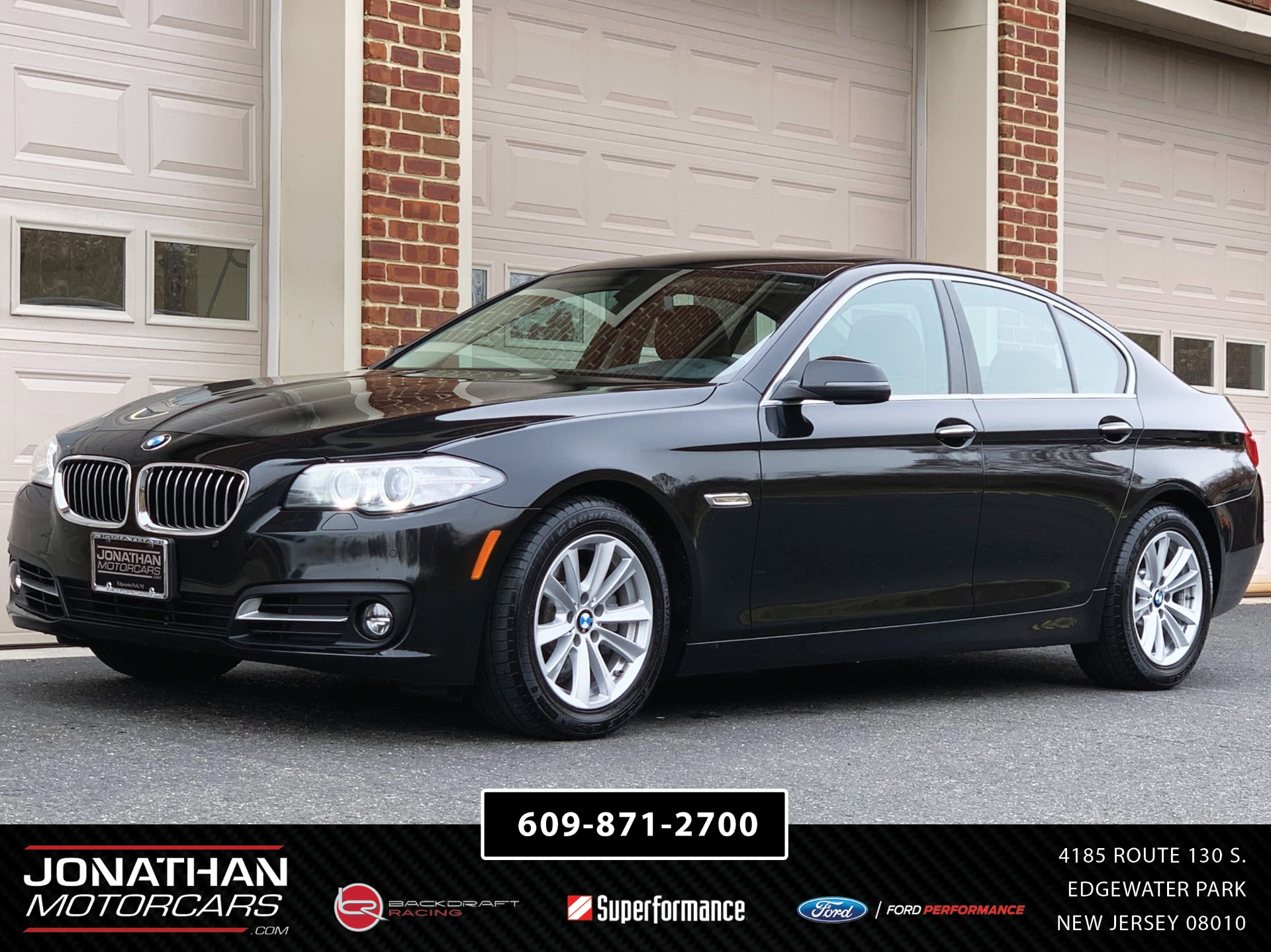 Used 2016 BMW 5 Series 528i xDrive | Edgewater Park, NJ