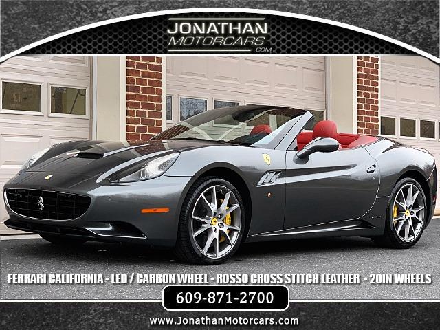 Used 2012 Ferrari California Conv | Edgewater Park, NJ
