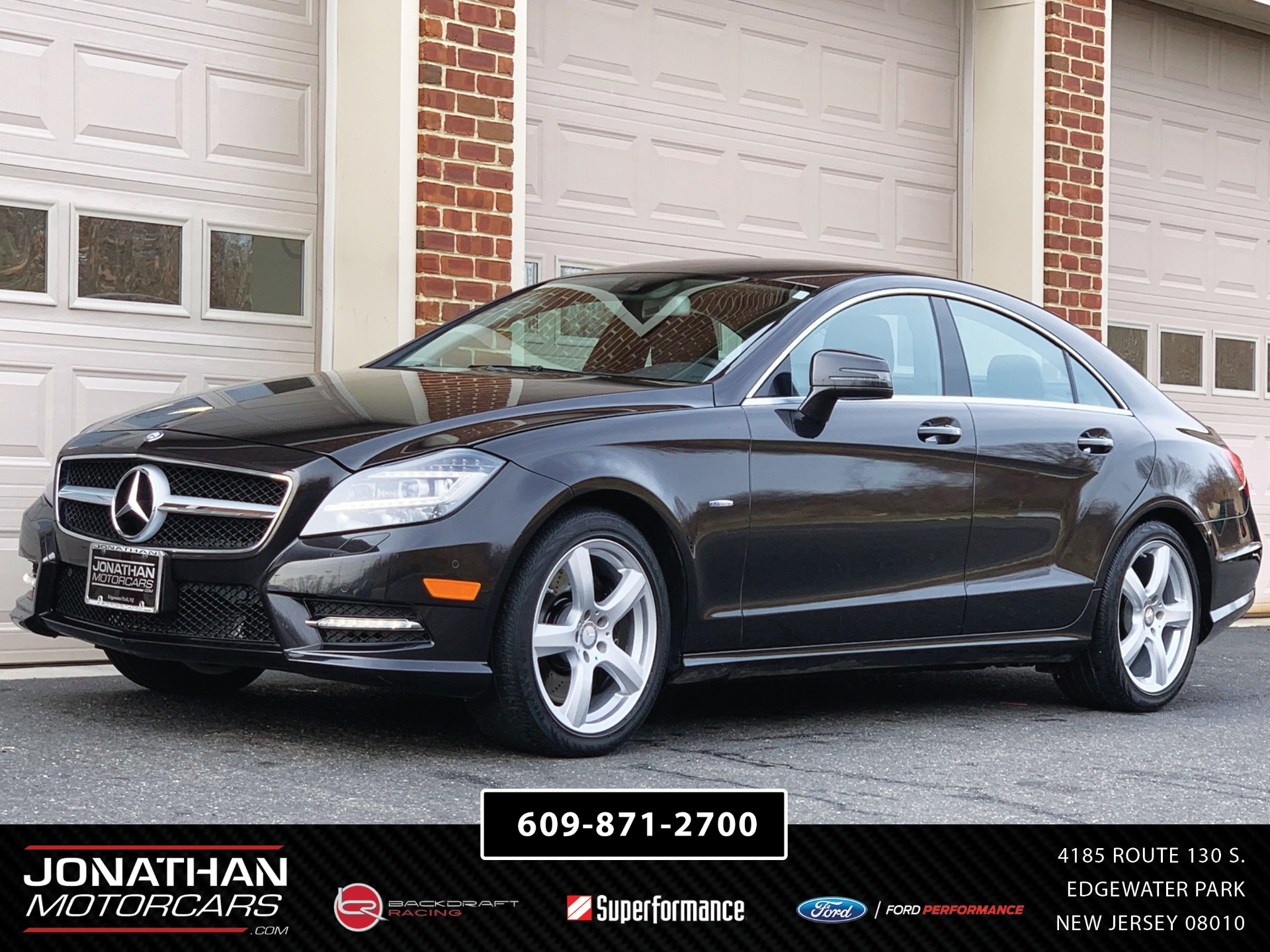 Used 2012 Mercedes-Benz CLS CLS 550 4MATIC | Edgewater Park, NJ