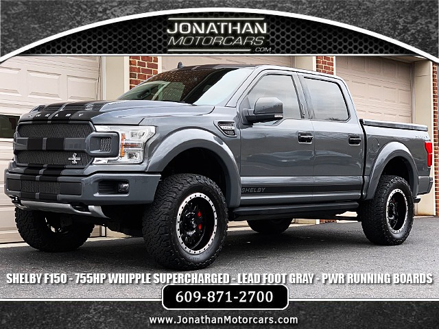 Used 2019 Ford F-150 SHELBY | Edgewater Park, NJ