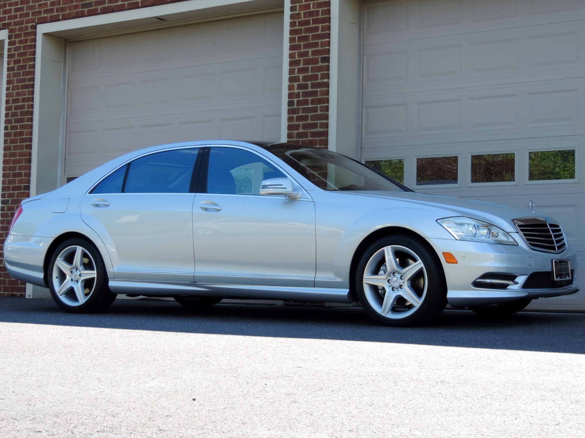 2011 Mercedes-Benz S-Class S 550 4MATIC Stock # 366350 for ...