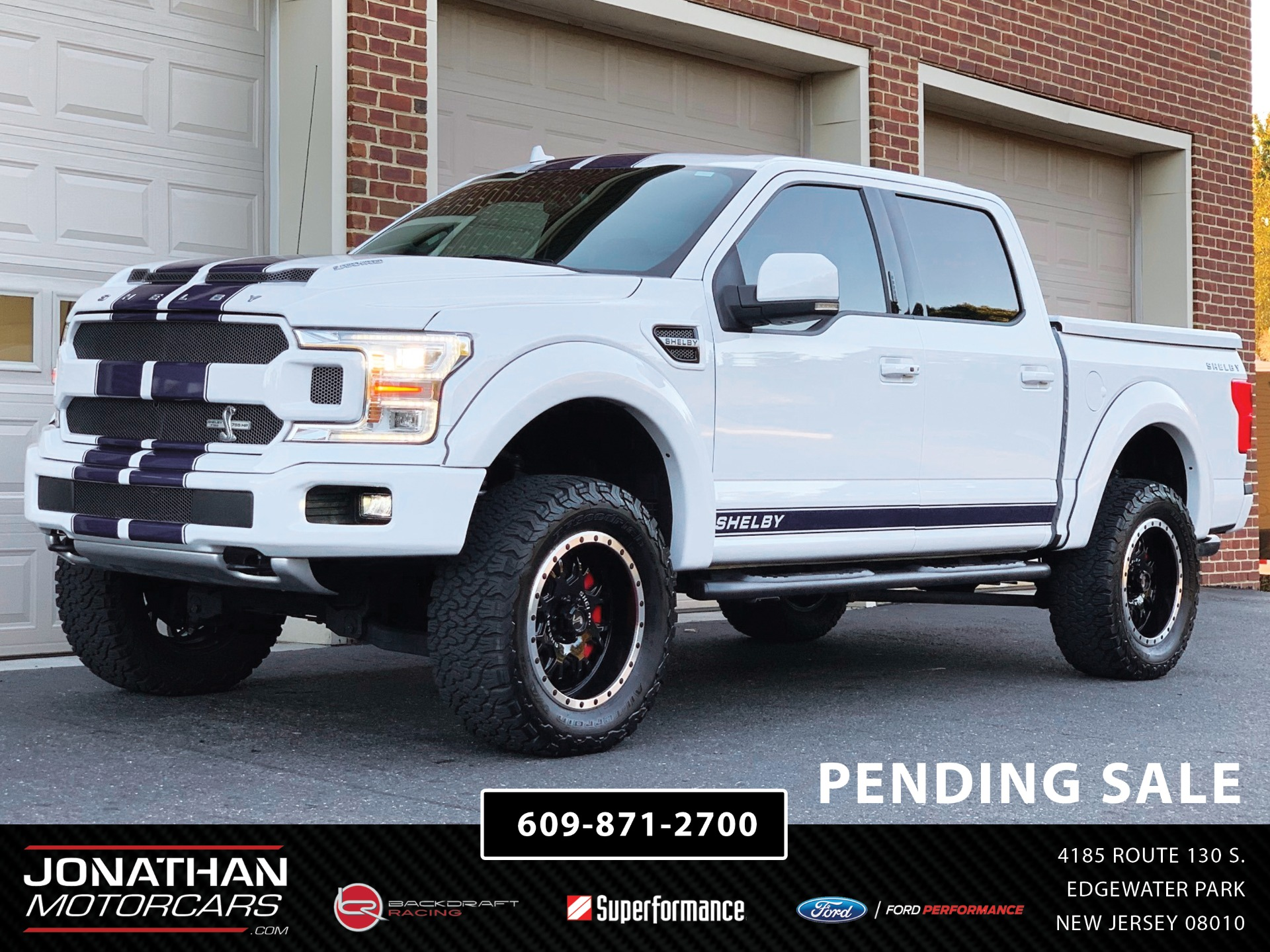 Used 2018 Ford F-150 SHELBY | Edgewater Park, NJ