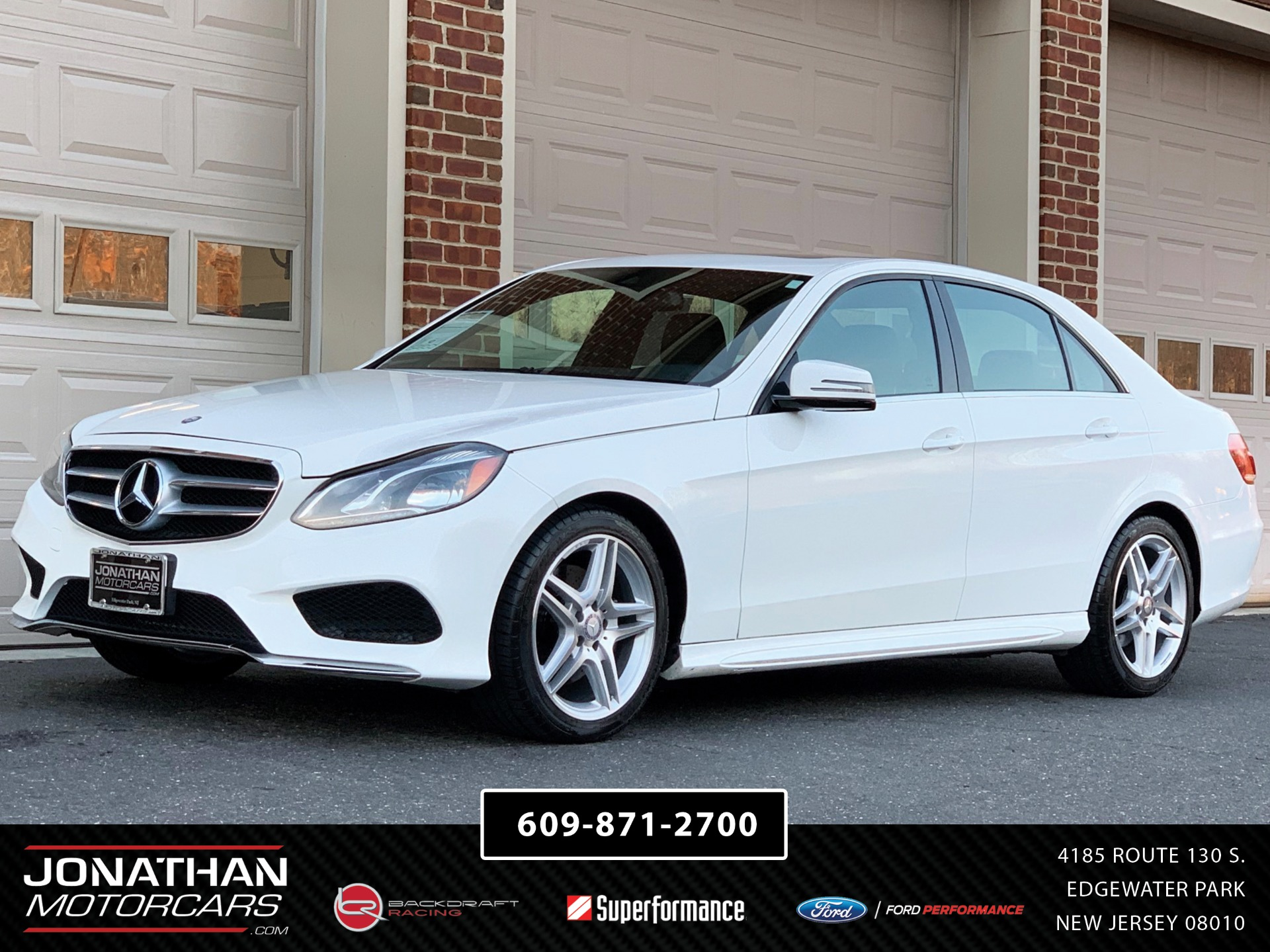 Used 2014 Mercedes-Benz E-Class E 350 Sport 4MATIC | Edgewater Park, NJ