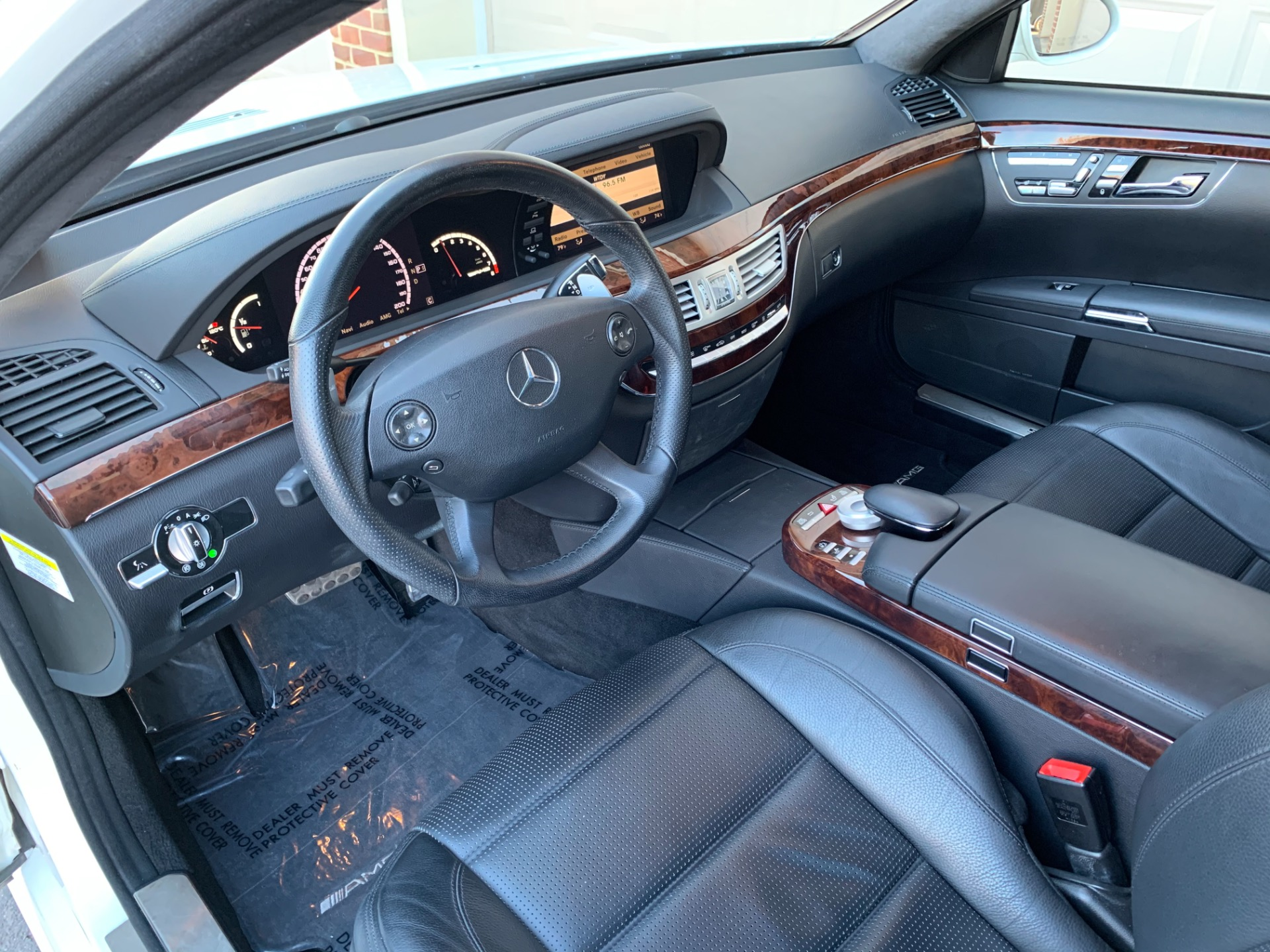 Used-2009-Mercedes-Benz-S-Class-S-63-AMG