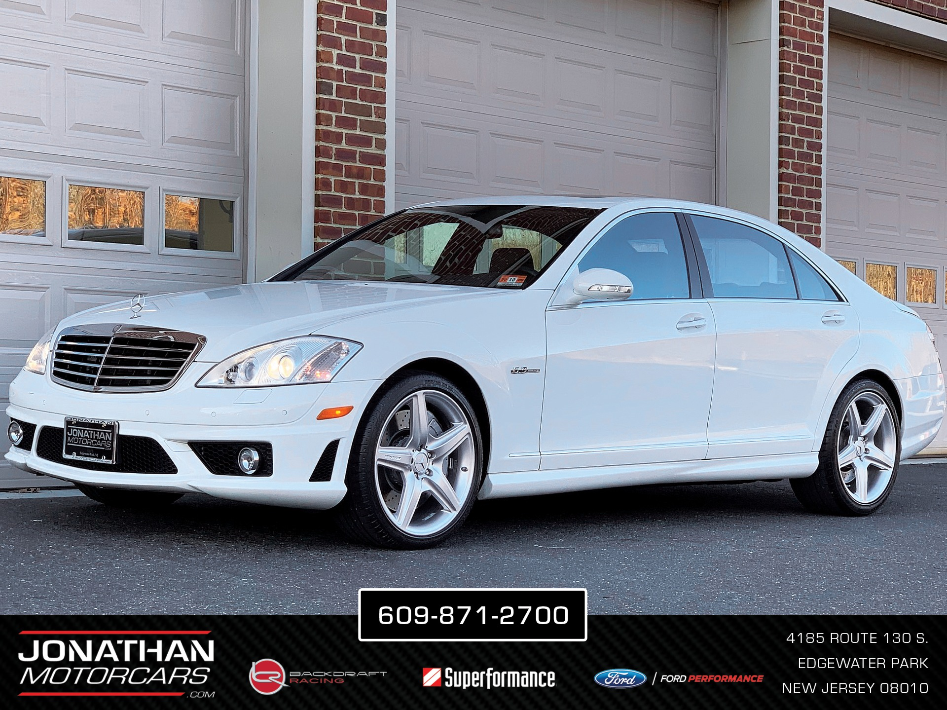 Used 2009 Mercedes-Benz S-Class S 63 AMG | Edgewater Park, NJ