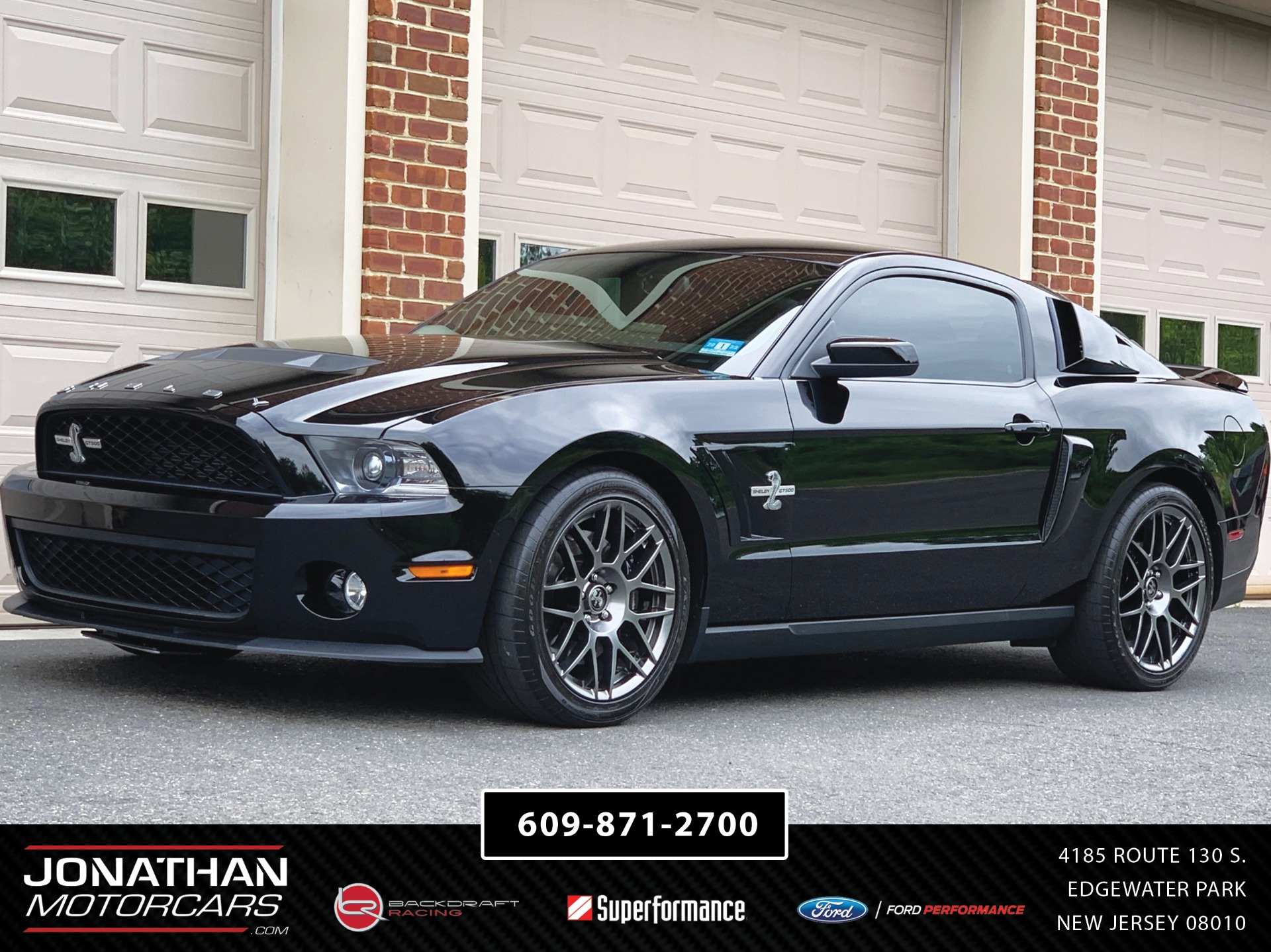 Used 2012 Ford Shelby GT500 Performance Pkg   Edgewater Park, NJ